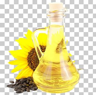 Sunflower Oil Organic Food Common Sunflower Sunflower Seed PNG