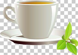 Teacup Coffee Cafe Mug PNG