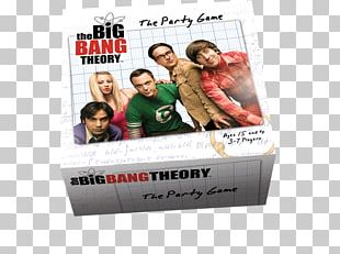 The Big Bang Theory Party Game Cluedo Monopoly PNG
