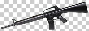 M16 Rifle Assault Rifle AK-47 Weapon PNG