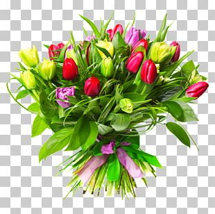 Flower Bouquet Cut Flowers Floristry Wedding PNG