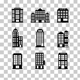 Hotel Silhouette Building PNG