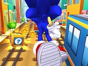 Subway Surfers Subway Sonic Game Subway Powerpuf Girls : Surf Run Subway Rush 3D Run PNG