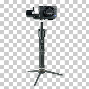 Tripod Professional Video Camera Gimbal Photography PNG
