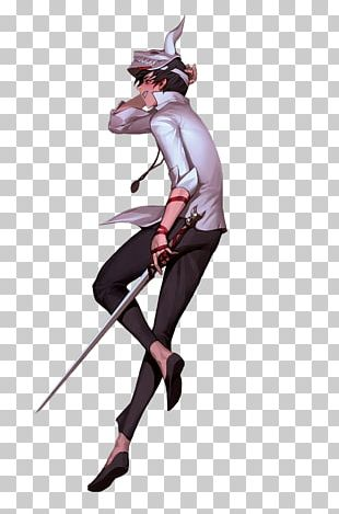 Blade & Soul Character Illustration PNG
