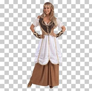 Middle Ages Renaissance Clothing Costume Skirt PNG