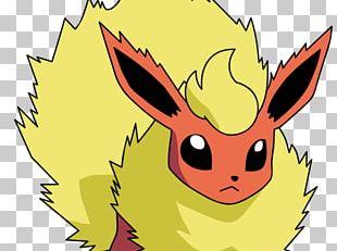 Eevee Flareon Pokémon GO PNG