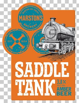 Marston's Brewery Beer Cask Ale Pale Ale PNG
