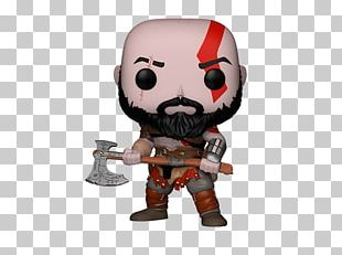God Of War Funko Kratos Action & Toy Figures Video Games PNG