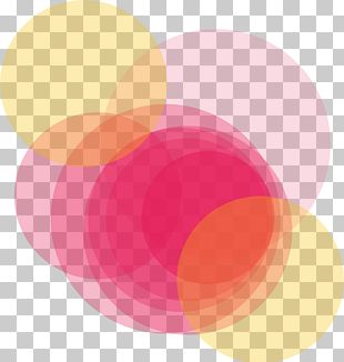 Circle Lip Pattern PNG