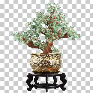 Bonsai Tree Quartz Tmall PNG