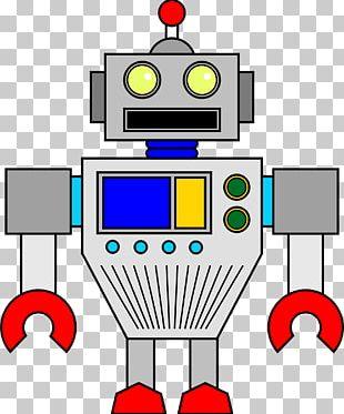 Robot Make Science Fun PNG