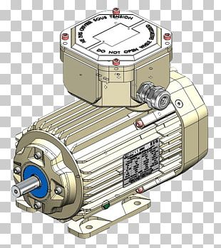 Electric Motor Single-phase Electric Power Induction Motor Engine Three-phase Electric Power PNG