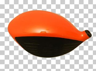 Tangelo Paint Golf Clubs Orange Putter PNG