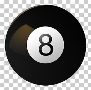 Magic 8-Ball 8 Ball Pool Eight-ball Crystal Ball PNG