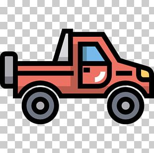 Car Jeep Pickup Truck Sport Utility Vehicle Computer Icons PNG