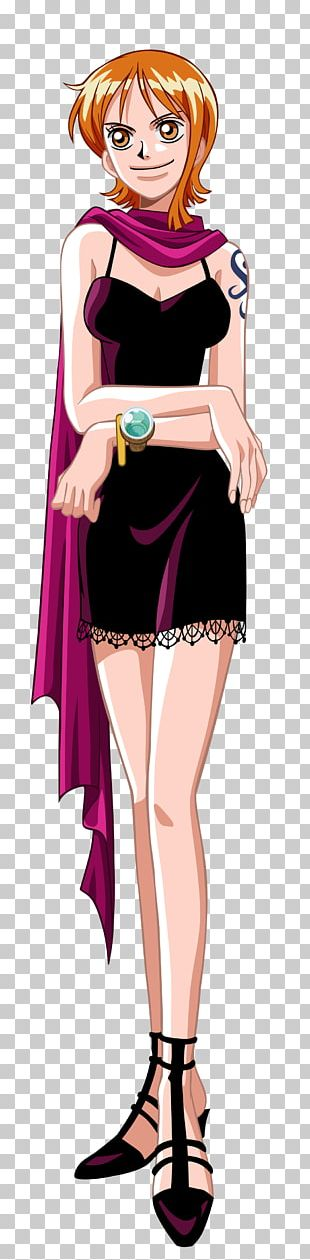 Nami Monkey D. Luffy Nico Robin One Piece Character PNG