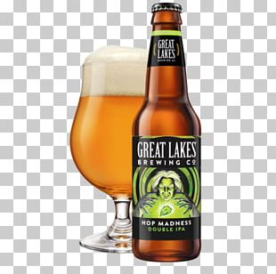 Great Lakes Brewing Company India Pale Ale Seasonal Beer PNG