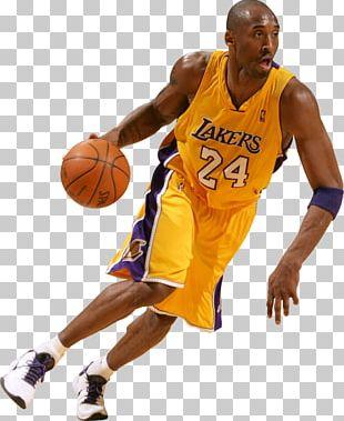 Kobe Bryant Los Angeles Lakers The NBA Finals Basketball PNG
