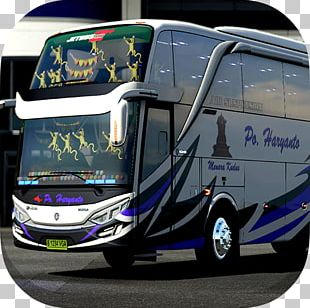 SKIN BUSSID Lengkap Livery BUSSID Update 2 Coach Bus