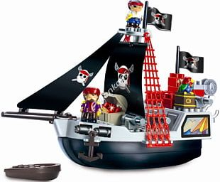 Amazon.com Toy Pirate Ship Piracy PNG