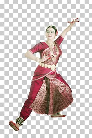 Performing Arts Dance Costume Bharatanatyam PNG