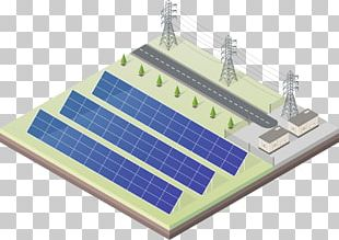Energy Photovoltaic Power Station Solar Power Solar Panels PNG