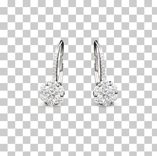 Earring Diamond Jewellery Brilliant PNG