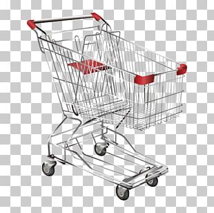 Shopping Cart Supermarket Euclidean PNG