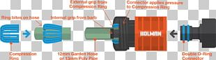 Garden Hoses Plastic Hose Coupling Piping And Plumbing Fitting PNG