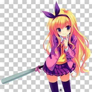 MM! Anime Manga Desktop PNG