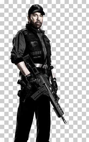 Chuck Norris The Expendables 2 Film Actor PNG
