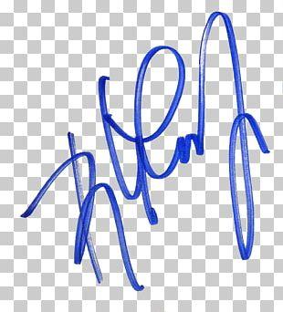 Signature Text PNG