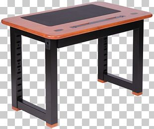 Table Computer Desk Chair Bench PNG