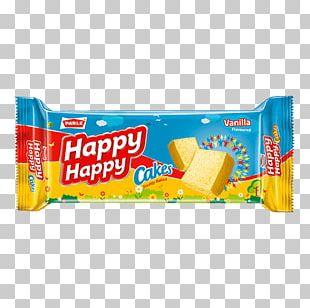 Wafer Happy Cake Milk Cream Red Velvet Cake PNG