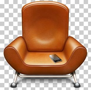 Furniture Couch Chair Living Room Bed PNG