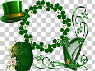 Ireland Saint Patrick's Day Party March 17 PNG