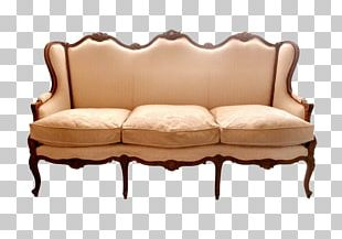 Chair Couch Furniture Upholstery PNG