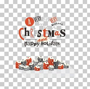 Christmas Typeface Computer Font PNG