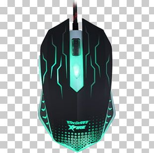 Computer Mouse Gamer Xfire Optical Mouse Dots Per Inch PNG