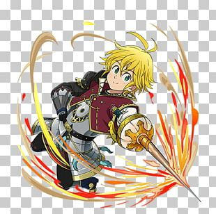 Meliodas The Seven Deadly Sins Knight PNG