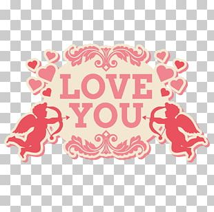 Valentines Day Greeting Card Cupid PNG