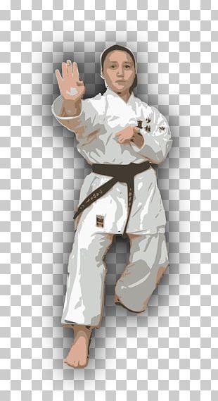 Dobok Tang Soo Do Karate Japanese Martial Arts PNG