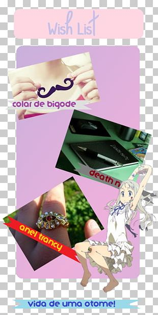 Graphic Design Nail Poster PNG