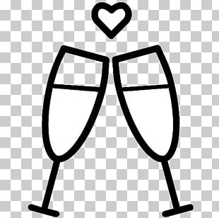 Champagne Glass Toast Wine Computer Icons PNG
