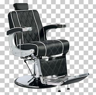 Cosmetologist Barber Chair Furniture PNG