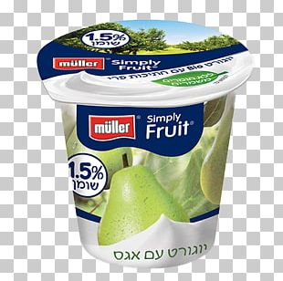 Yoghurt מעדן חלב Müller Diet Food PNG