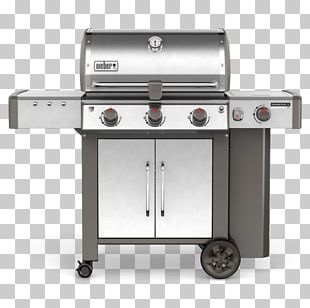 Barbecue Weber Genesis II LX 340 Weber-Stephen Products Natural Gas Propane PNG