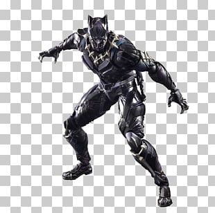 Black Panther Captain America Action & Toy Figures McFarlane Toys PNG