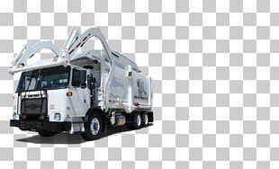 Commercial Vehicle Peterbilt Mack Trucks Garbage Truck Waste PNG